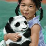 little panda girl photoshop tutorial
