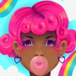 Adobe Illustrator portrait tutorial