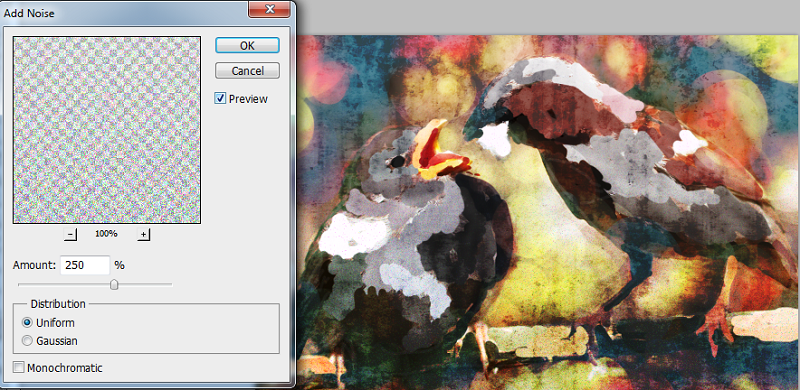 Create a Digital Painting from a Photo in Adobe Photoshop