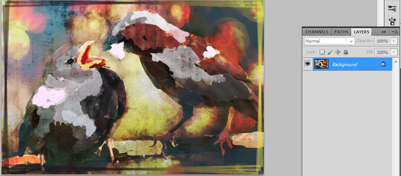 Photoshop Digital Painting Tutorial
