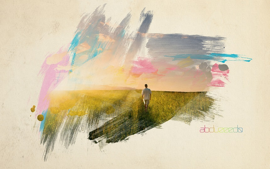 5 Photo Tutorials Super Cool Watercolor Effect In Photoshop