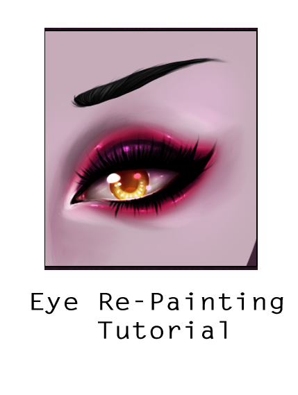 Eye Re-paiting Tutorial