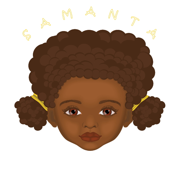 How to Create a Cartoon Little Girl Portrait