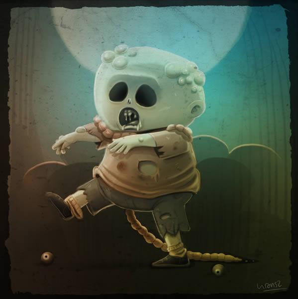 cute Halloween_Zombie_photoshop tutorial.jpg