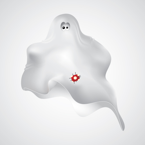 cute halloween ghost tutorial