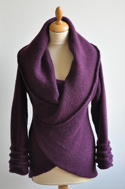 beautiful sweater-knitting pattern