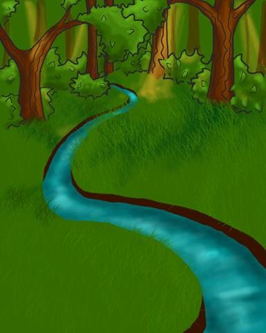 Childrens Book Illustration Tutorials- simple