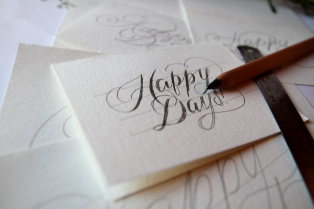 Top 10 Cool Tutorials To Improve Your Hand Lettering