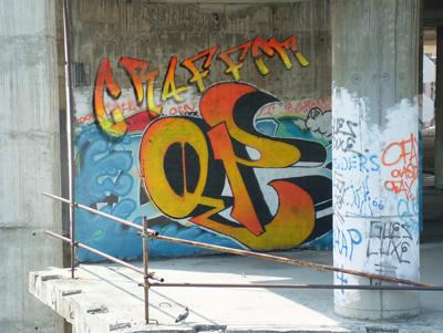 Graffiti Photoshop Illustrator Tutorial- implementing