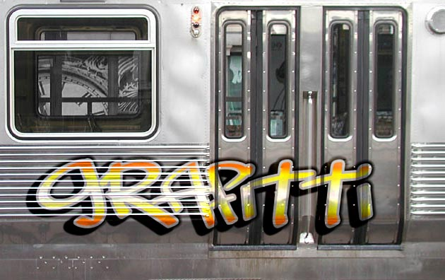 Graffiti Photoshop Illustrator Tutorial- reusable