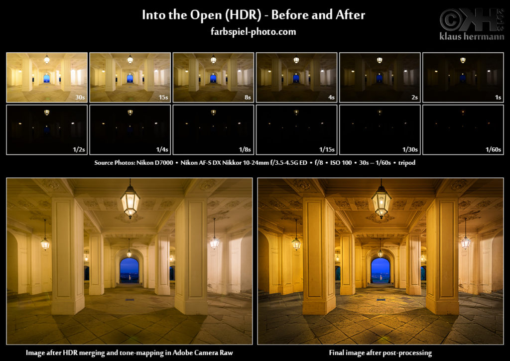 HDR Photography Tutorials- realistic