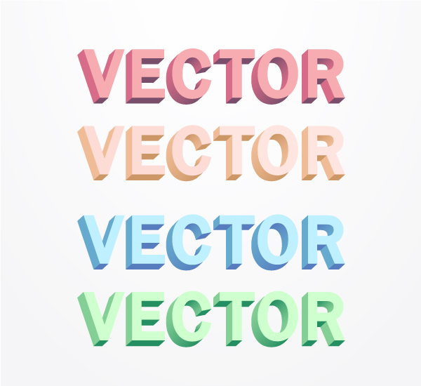 Typography tutorials 3d text