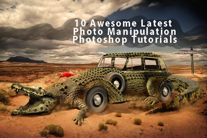 Best of photoshop manipulation tutorials
