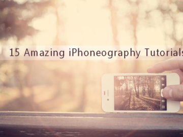 15 Amazing iPhoneography Tutorials