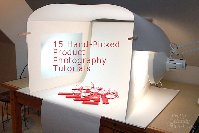 15 Hand-Picked Product Photography Tutorials