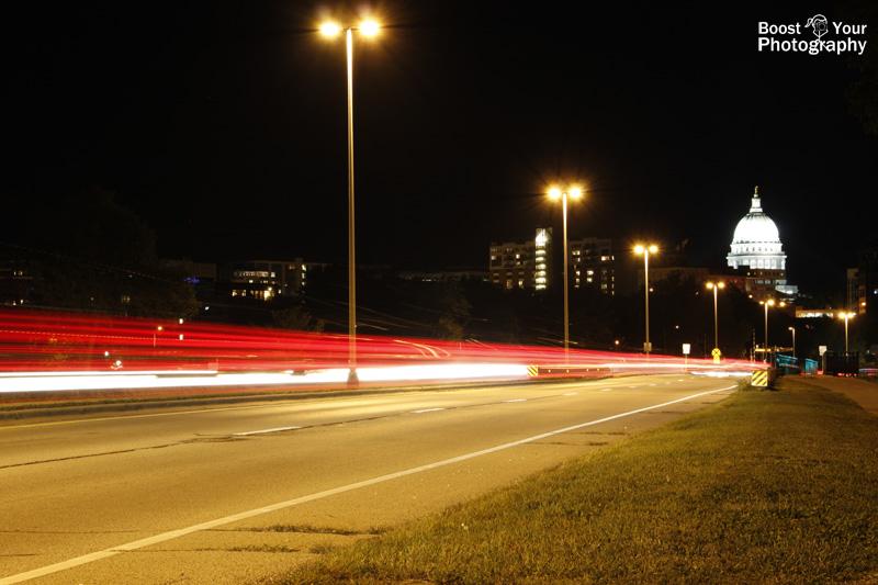 Night Photography Tutorials- light trails