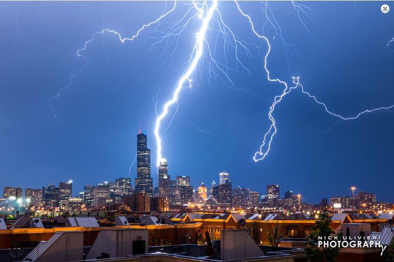 Night Photography Tutorials- lightning