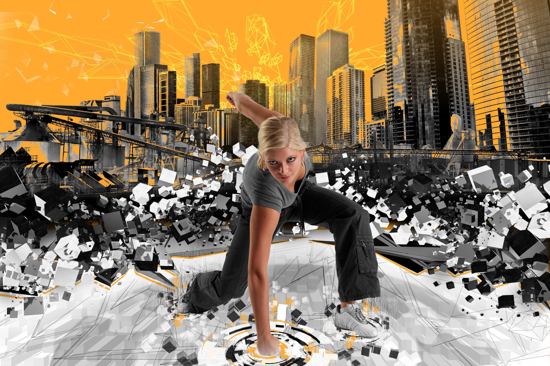 Photo Manipulation Photoshop Tutorials- abstract world