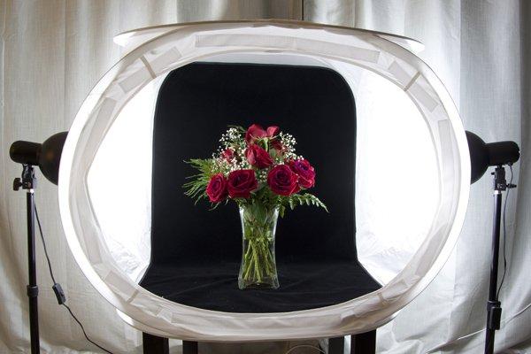 Product Photography Tutorials- light tent
