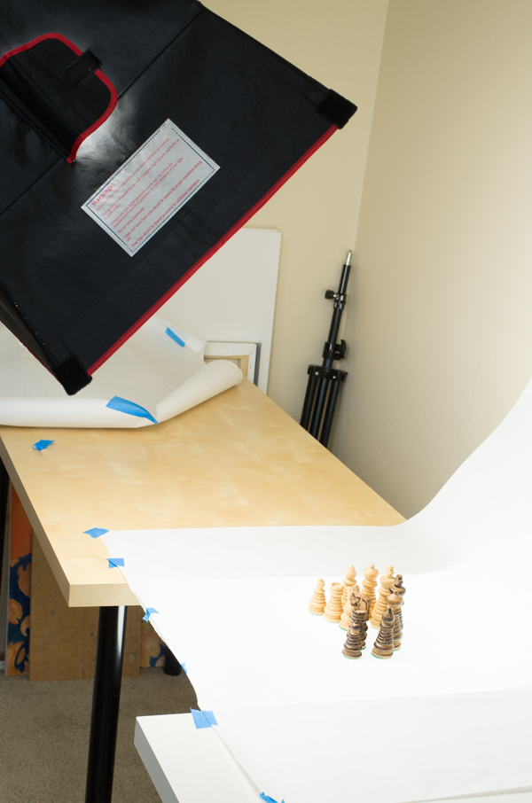Product Photography Tutorials- white background