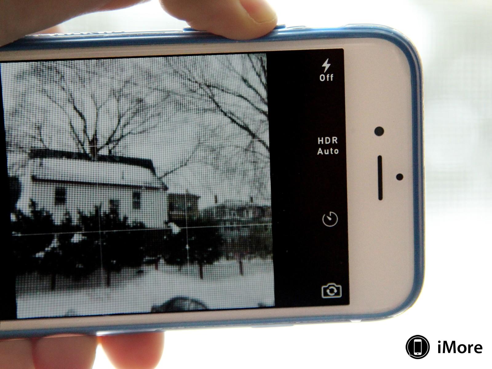 iPhoneography Tutorials- winter