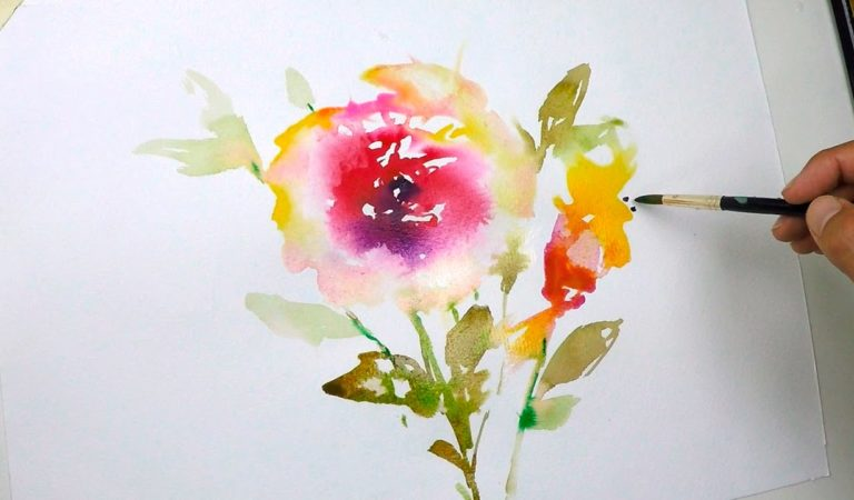 Collection of 13 Excellent Watercolour Painting Tutorials For All Budding Artists