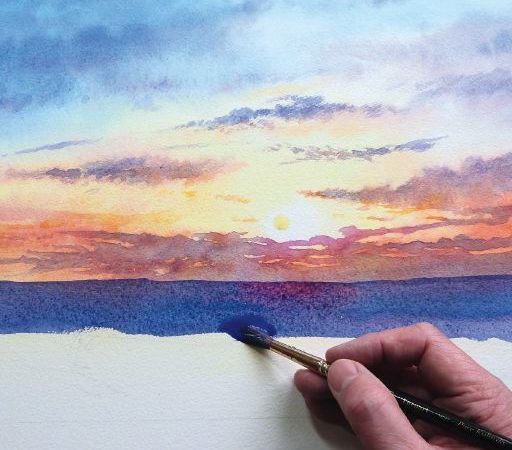 Watch These 13 Watercolour Tutorials To Master Painting With Watercolours