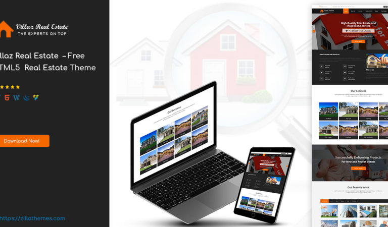 2020s Best Selling Real Estate Templates With HTML Boostrap CSS